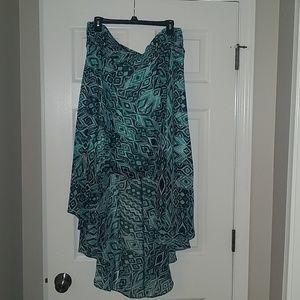 New York & Company Skirts - New York & Co. High Low Skirt